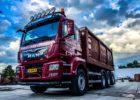 Nieuwe MAN met Euro 6 motor voor Maasvlakte 2